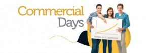 Image à la une de Commercial day avec EPA