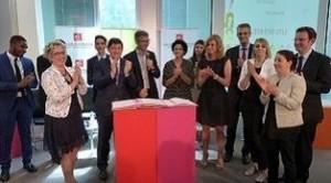 Image Caisse d'Epargne, entreprise fondatrice d'AJIR, a signé la «Charte entreprises & quartiers»