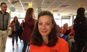Image à la une de Sarah, « une année pour Rêver et Réaliser un projet utile à la société !»