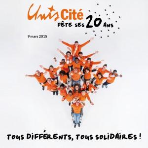 Image à la une de 9 Mars 2015 – Service civique : UNIS CITE fête ses 20 ans