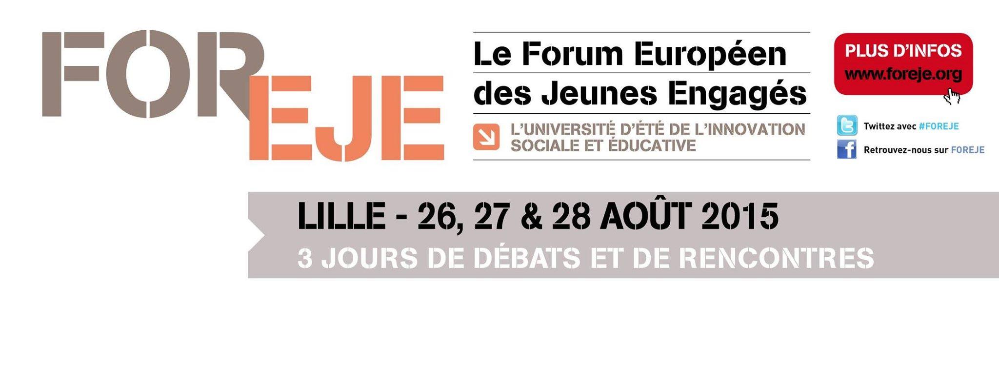 foreje-bandeau-Fcb forum européen jeunesse 25 28 aout