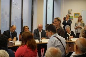 Image à la une de 29 Septembre 2016 – Signature d'une charte de partenariat entre les 6 E2C de la région Hauts de France