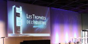 Image à la une de 23 mars 2017 – AJIR à la Remise des Trophées de l'Industrie