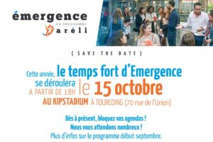 Image à la une de 15 octobre 2018 : soirée des lauréats d'Emergence, un programme Aréli