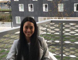 """Image à la une de Amel, lauréate du Programme Emergence d'Aréli : """"le programme me permet d'y croire"""""""