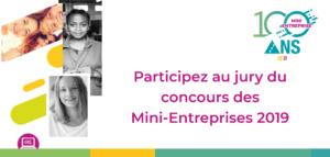 Image à la une de Participez au jury du concours des mini-entreprises 2019!