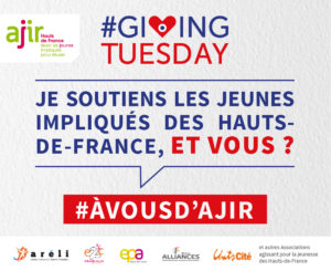 Image à la une de GIVING TUESDAY # A VOUS  D'AJIR