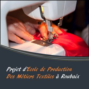 Image ECOLE PRODUCTION TEXTILE  ROUBAIX  – APPEL A COMPETENCES